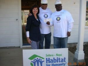 Mt. Calvary Baptist Church donation 2