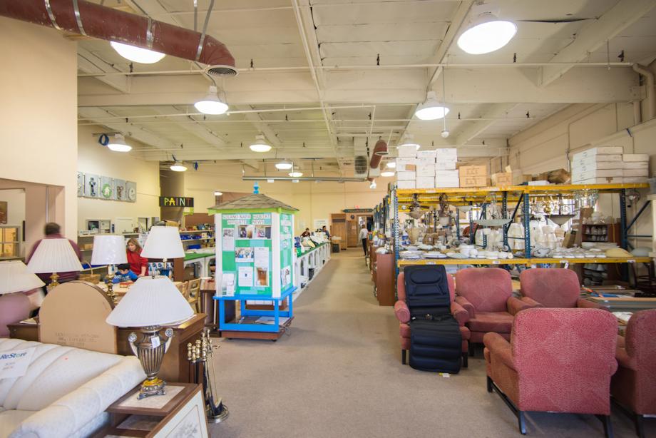 Habitat For Humanity Furniture Lamp