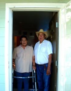 Elodia and Jose Hernandez