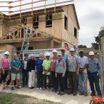 Mayor & LNV Help Build in Napa
