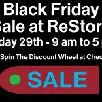 ReStore Black Friday Sale 2019