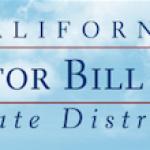 State Senator Bill Dodd logo