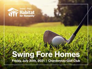 Image of Golf Tournament Invitation